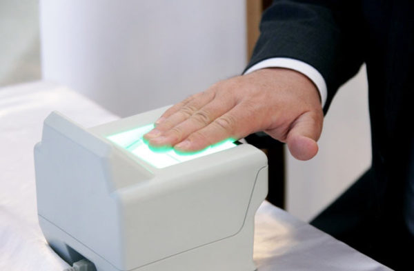 Биометрия для шенгена