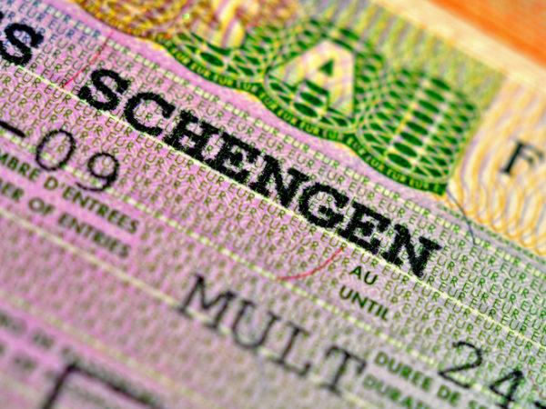 Мультивиза шенген