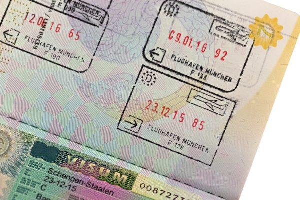 Сроки пребывания в странах Шенгена