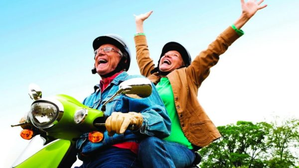 Виза пенсионеру