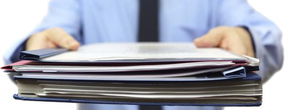 Сбор и подача необходимой документации