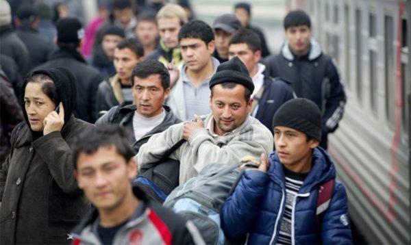 Граждане Таджикистана