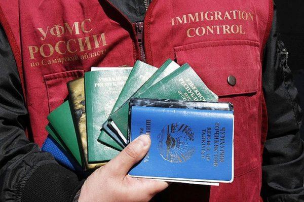 Регистрация иностранца по месту пребывания