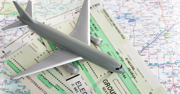 Билеты на самолет