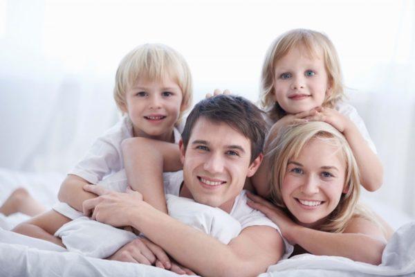 Прописка детей в паспорте родителя