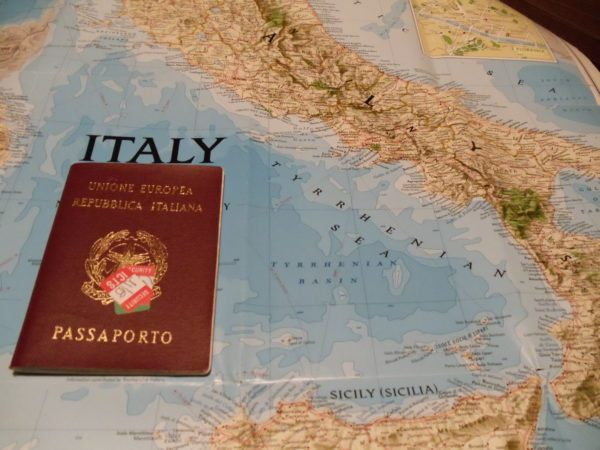 Переезд в Италию