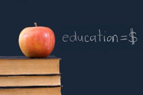 Стоимость учебы