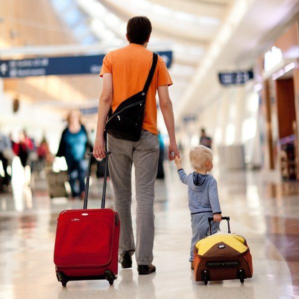 За границу с ребенком