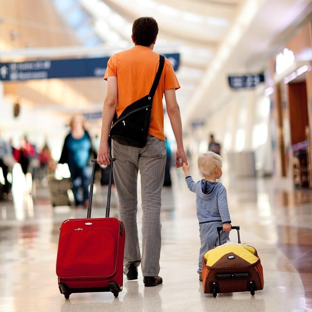 Нужен ли загранпаспорт ребенку в 2 года