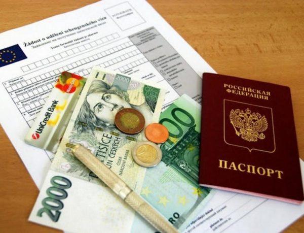 Документы на шенген
