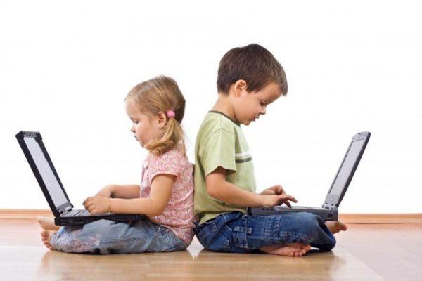Внесение информации о детях