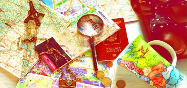 Путешествие по странам Шенгена