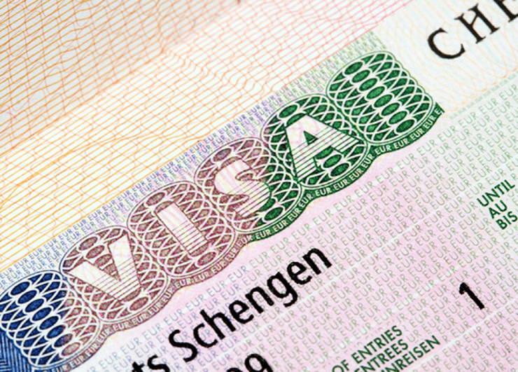 Как выглядит шенгенская виза в паспорте в 2019 году