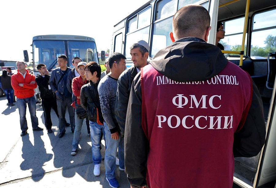 Административное выдворение иностранных граждан за пределы РФ в 2019 году