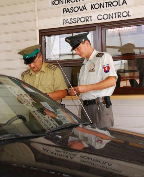 Аннулирование визы на границе