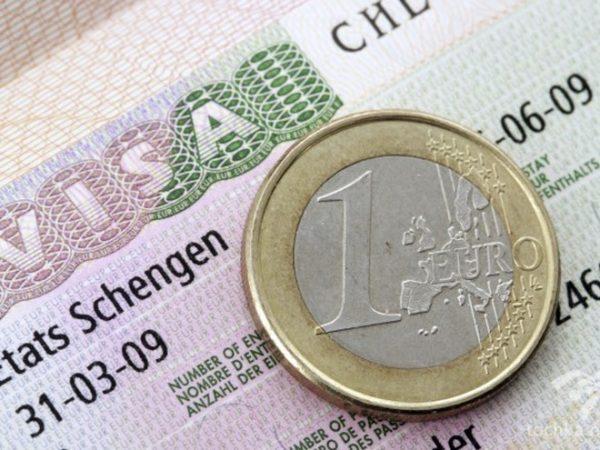 Сервисный сбор для шенгенской визы