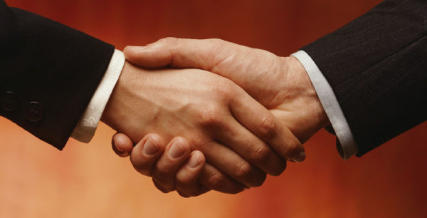Заключение соглашения