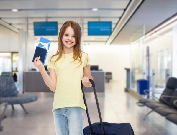 Ребенок выезжает за границу