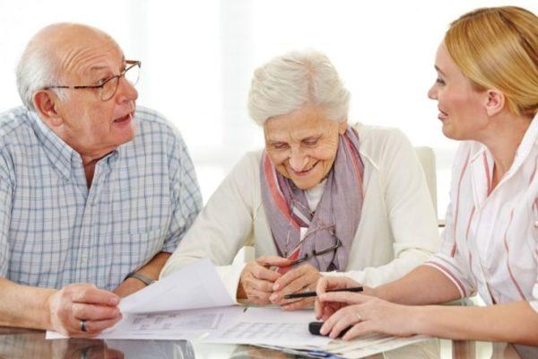 Право на получение пенсий в рф