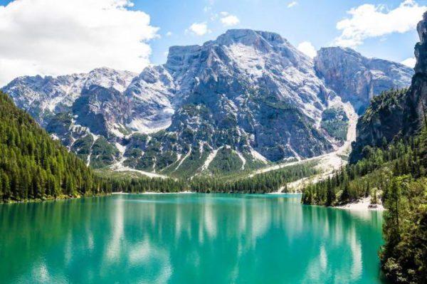 Австрия горы