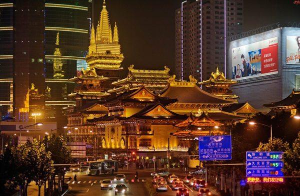 Ночной Китай