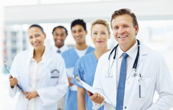 Работа в сфере медицины