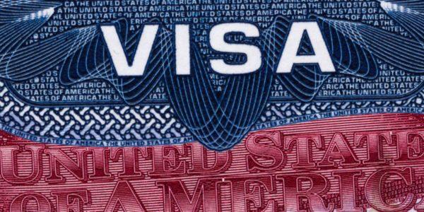 Отследить визу США