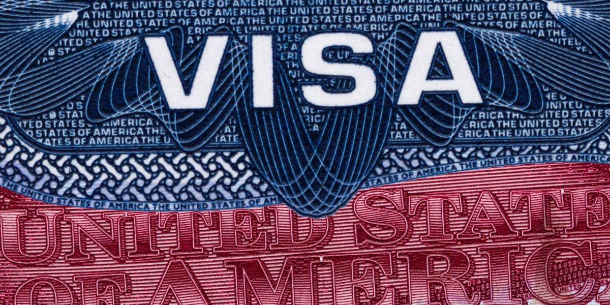 Процесс отслеживания паспорта с визой США