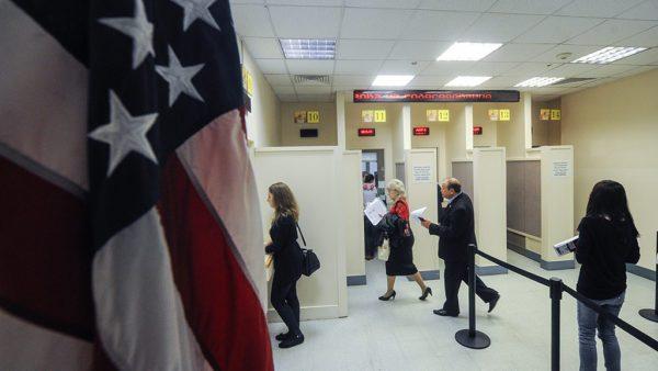 Работа посольства
