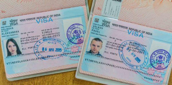 Бизнес-виза в Индию