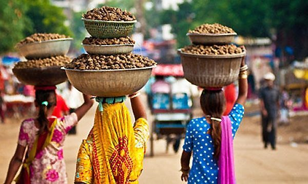Быт индийских людей