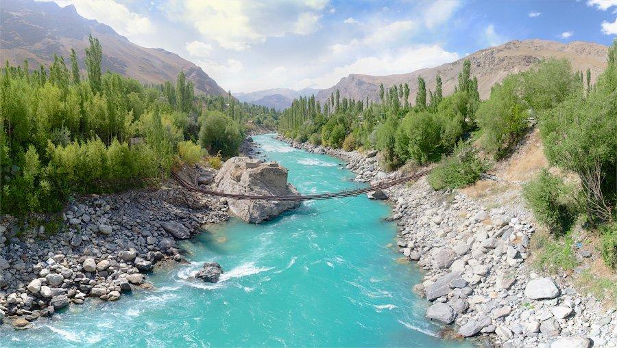 Нужен ли загранпаспорт для въезда в Таджикистан для россиян