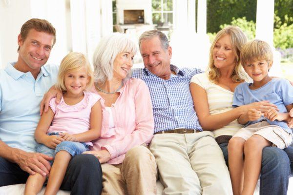 Воссоединение с семьей