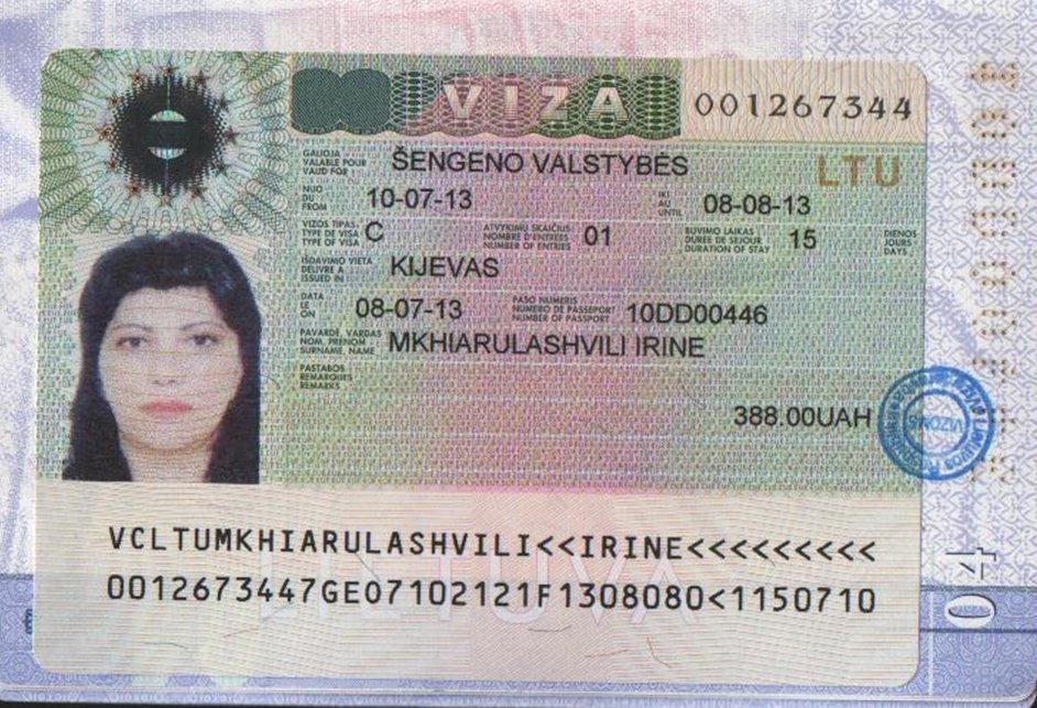 Документы для оформления и получения визы в Литву для россиян и белорусов в 2019 году
