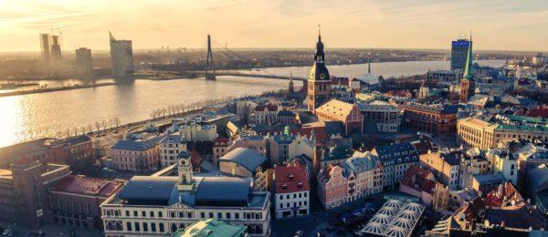 Город в Латвии