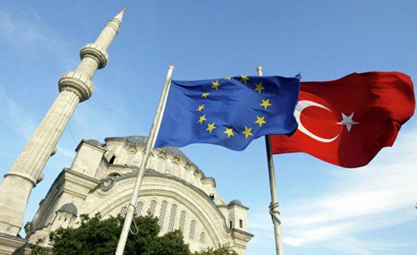 Турция и эс