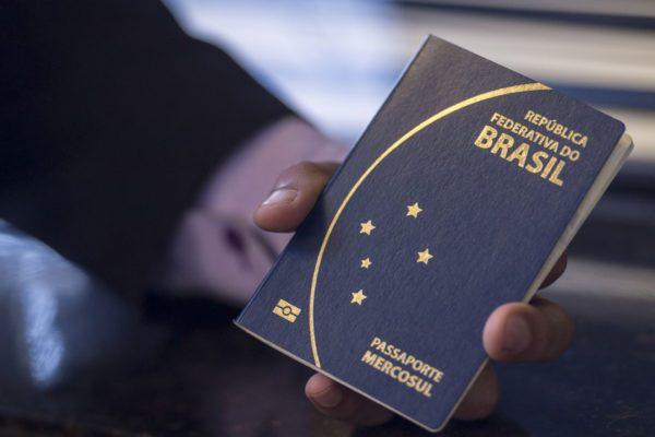 Внж бразилии
