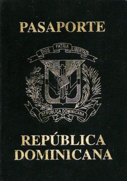 Доминиканский паспорт