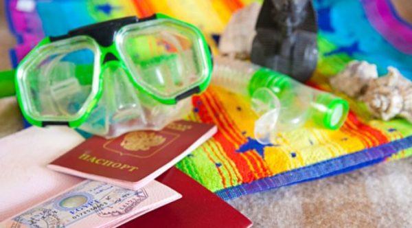 Виза в Египет и аква-маска